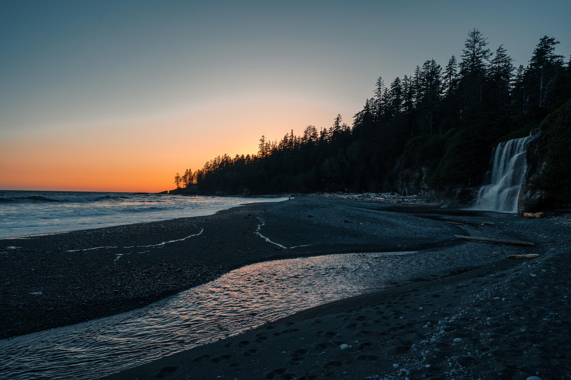 Erlebnisbericht: 5 Tage West Coast Trail mit Natalie
