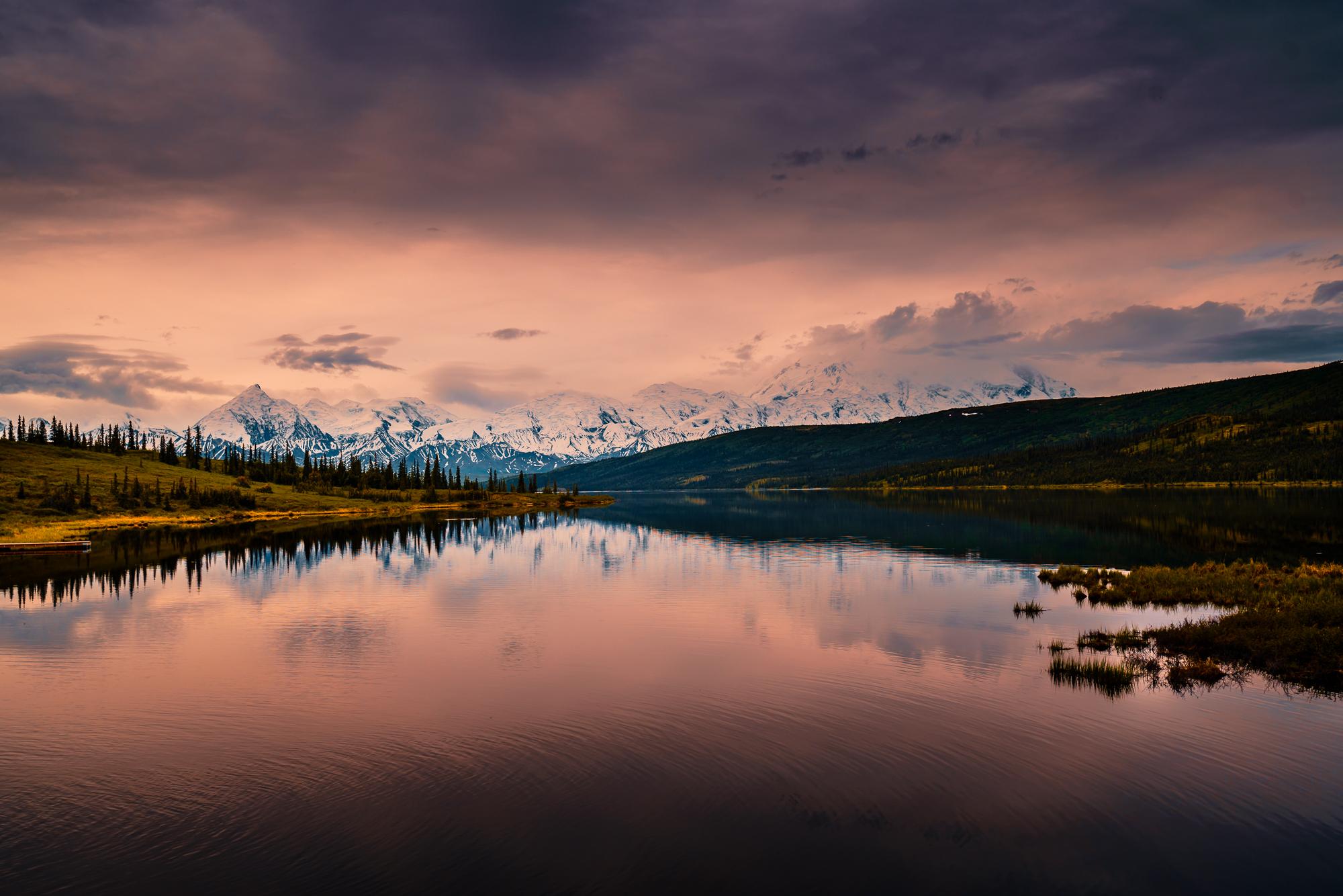 72 Stunden im Denali-Nationalpark
